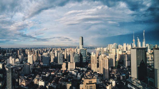 real estate in shanghai