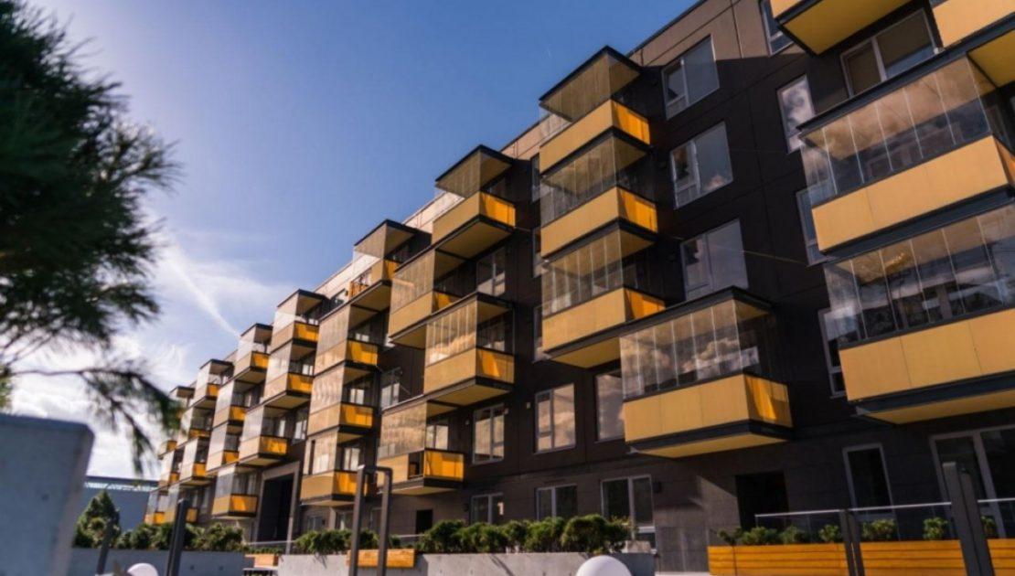 жилье в Латвии