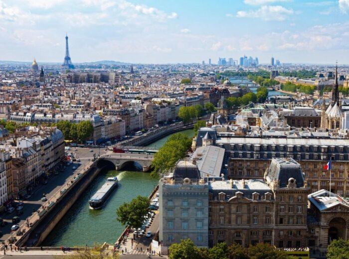Парижский рынок
