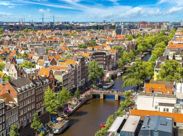 жилье в Нидерландах